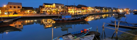 Color of Hoi An