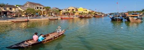 Hoi An Town, Vietnam
