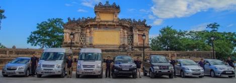 Hue Private Car driver team