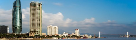 Danang panorama