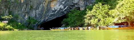 Phong Nha Cave, Dong Hoi