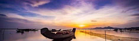 Sunrise Tam Giang lagoon tour