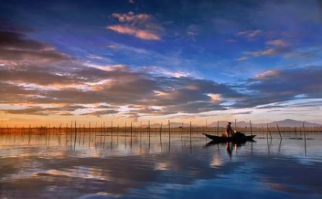 Tam Giang lagoon photo tour